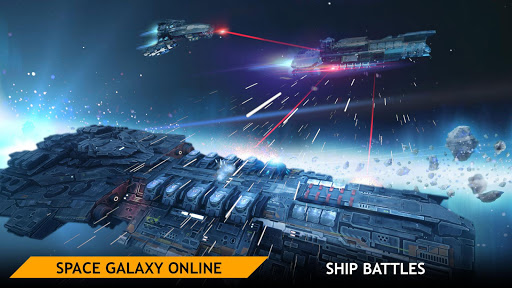 Planet Commander Online: Space ships galaxy game 1.14 screenshots 1