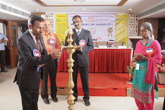 Photo: Invotation by Prof. Dr. R. Ganesan, Chairman, NFED