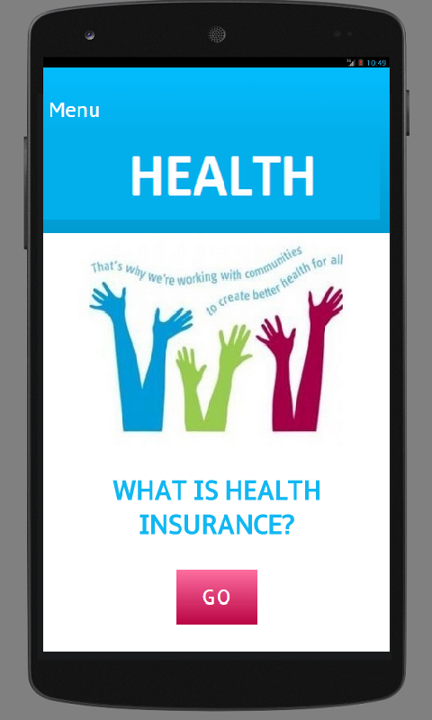Better Health Insurance Guide- screenshot