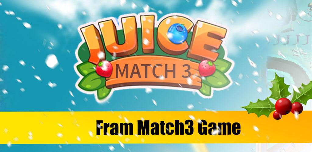 Farm Mania 2019 – Fruit match 3 Game (Free Android Game)