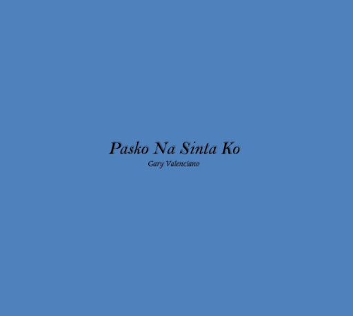 Pasko Na Sinta Ko Lyrics