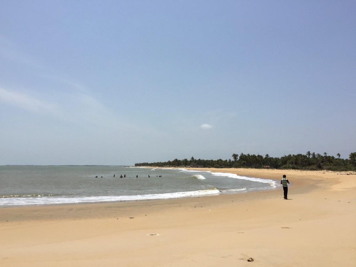 Sri. Lanka Kalpitiya Kiteboarding. Donkey Point