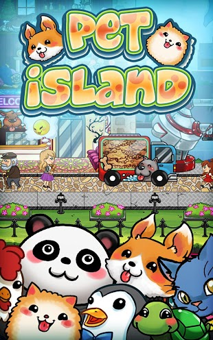 Pet Island – Build Breed Grow- screenshot thumbnail