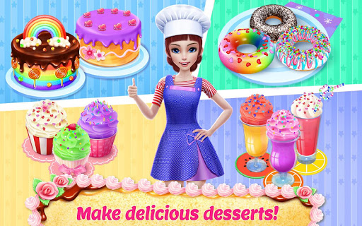 My Bakery Empire - Bake, Decorate & Serve Cakes 1.0.7 screenshots 1