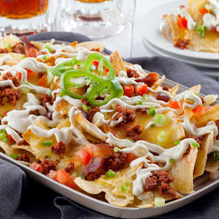 Chorizo Bacon Nachos Recipe