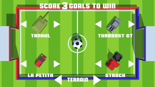 Soccar :  2 - 4 Players 1.23 androidappsheaven.com 2