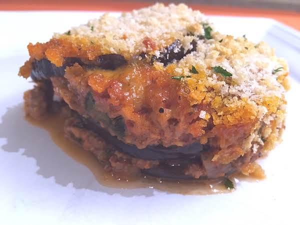 Mediterranean Eggplant Casserole Recipe