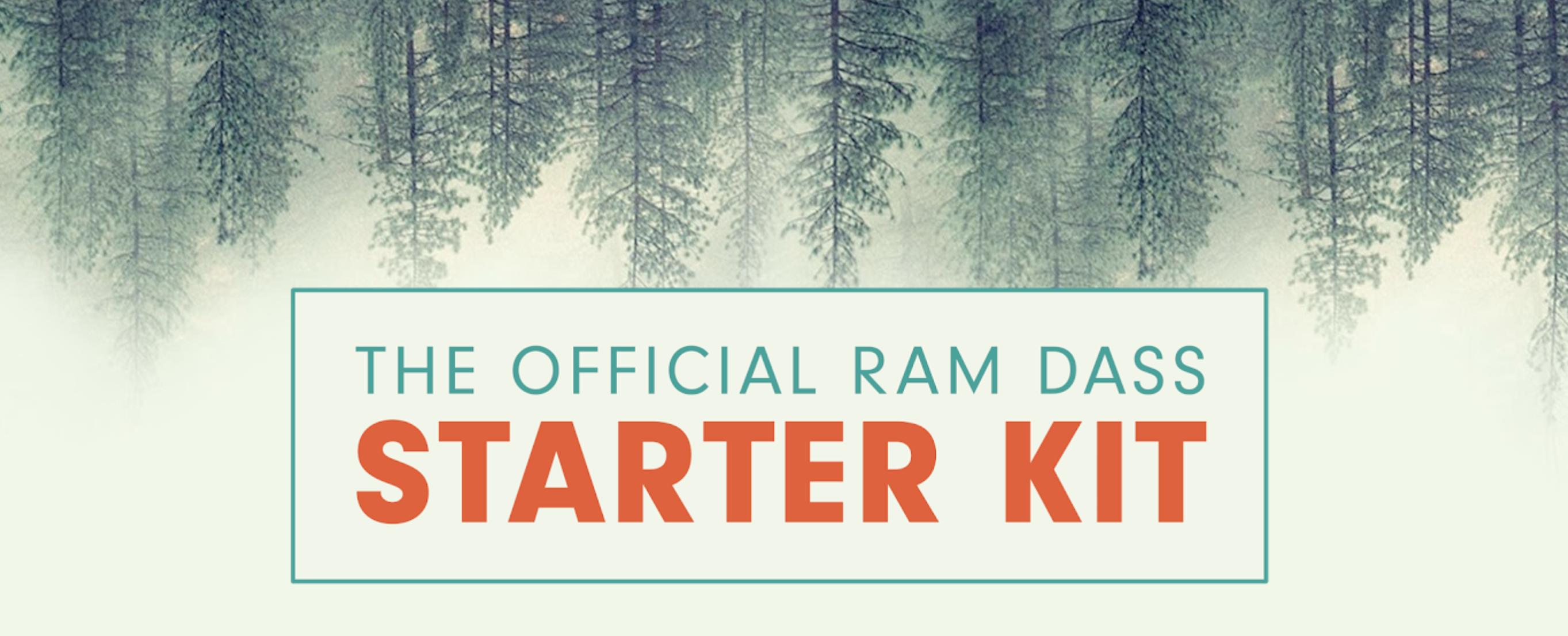 The Official Ram Dass Starter Kit