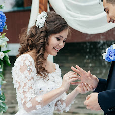 Wedding photographer Anastasiya Smirnova (Parabellum). Photo of 27.10.2017