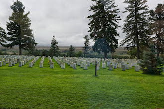 Photo: National cemetery