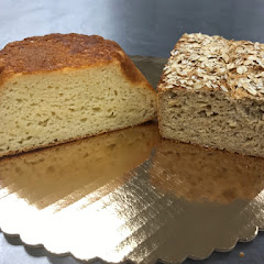 Brioche loaf and maple oat loaf!!