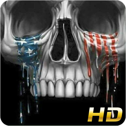 8d433a24134 Skull Wallpaper – Apps no Google Play