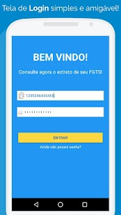 FGTS - Saldo, Consulta, Extrato - náhled
