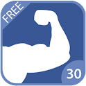 Arms Workout Biceps Triceps icon