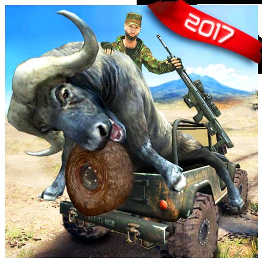 狩獵野生動物園:狩獵遊戲 模擬 App LOGO-硬是要APP
