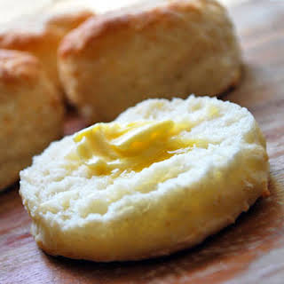Greek Yogurt Biscuits.