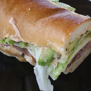Roast Beef Sandwich Avocado Recipes