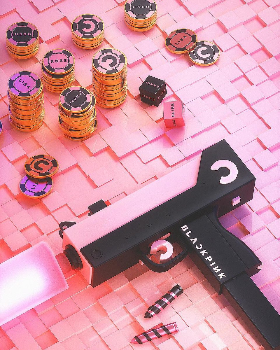 2 blackpink lightstick