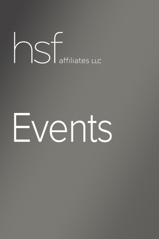 HSF Events