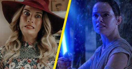 Star Wars Fan Video Replaces Lightsaber Noises with Iconic Schitt's Creek Line