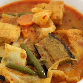 Vegetable Curry Malaysian Recipes.