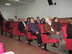 Photo: Asistentes al acto en la Casa de Cultura