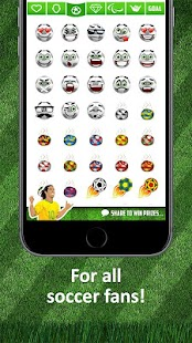 Emojinho - Ronaldinho Stickers- screenshot thumbnail