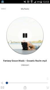 Océanne Mermaid Radio - náhled