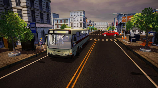 Bus Simulator 2019 : City Coach Driving Game 3 screenshots 5