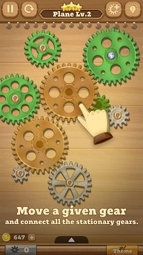 Fix it: Gear Puzzle fond d'écran 1