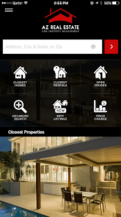 AZ Real Estate - náhled