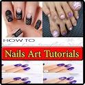 Nails art tutorials fashion icon