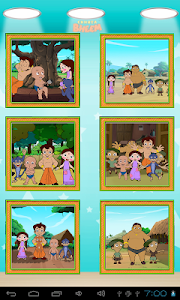 Sliding Puzzle With Bheem screenshot 14