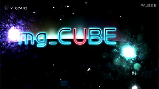 mg_CUBE 【光と音のアクションパズル】