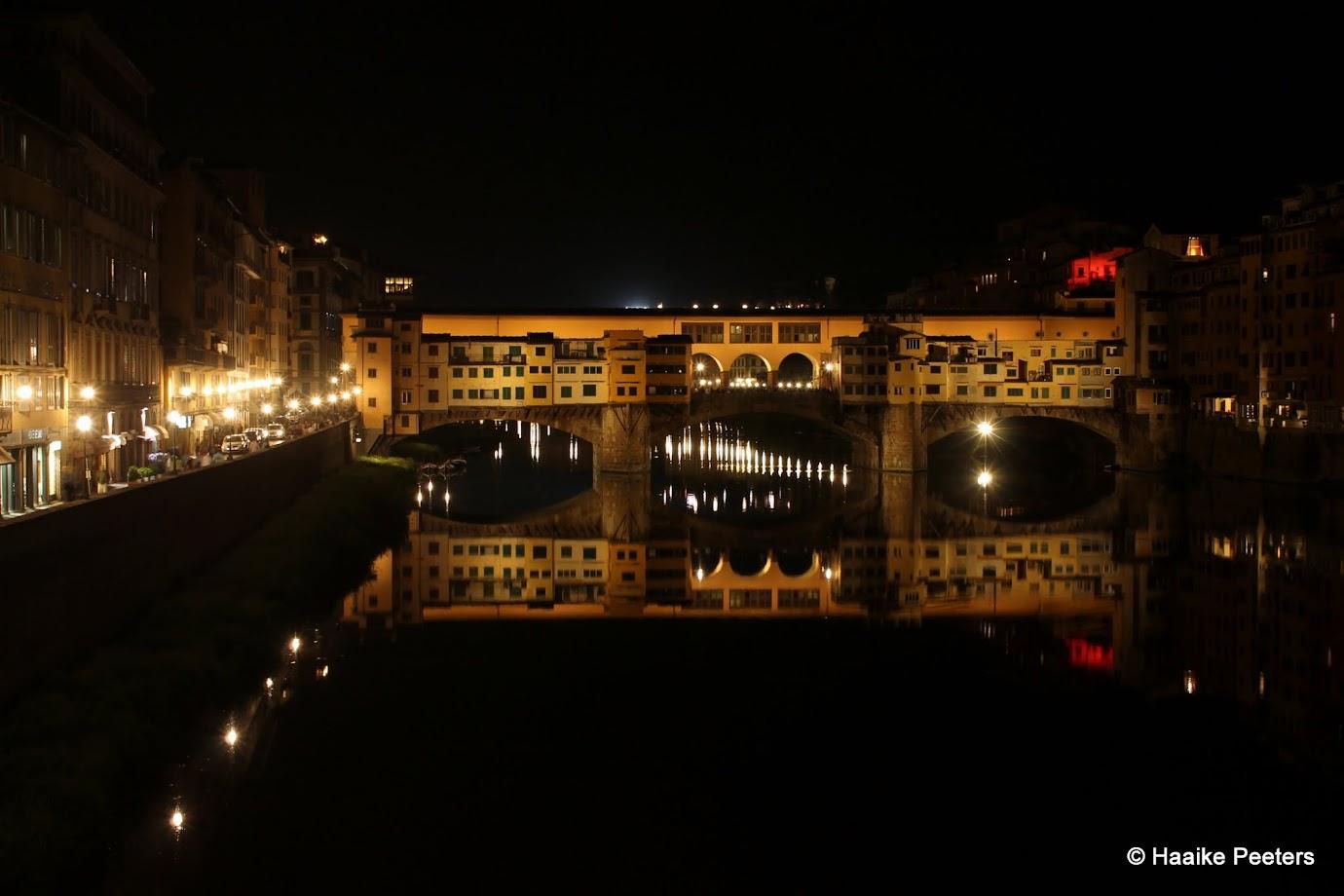 Ponte Vecchio Firenze (Le petit requin)