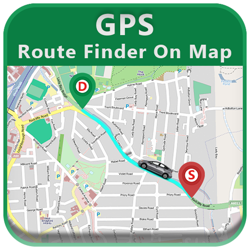 Gps Route Map GPS Route Finder On Map   Apps on Google Play