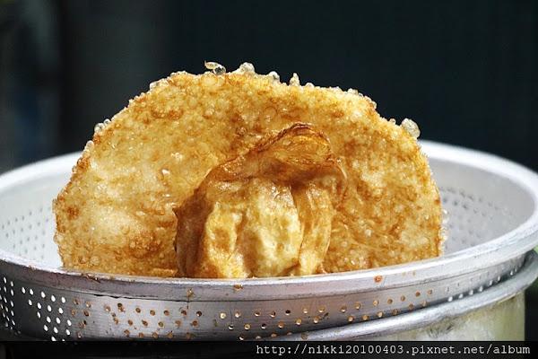 老店炸蛋蔥油餅 花蓮蔥油餅推薦 花蓮必吃人氣美食小吃