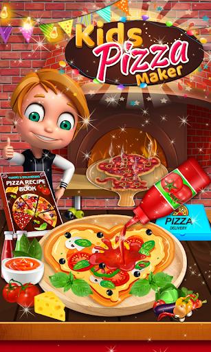 Pizza Chef - cute pizza maker game 4.8 de.gamequotes.net 2