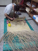 Photo: 20110412藺草編織的創意與技巧003