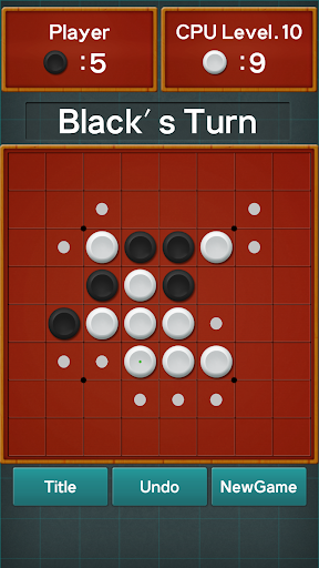 Reversi Free - King of Games  screenshots 3