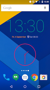 Clock L- screenshot thumbnail