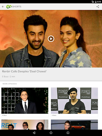 Eros Now: Watch Hindi Movies 3.1.8 screenshot 206326