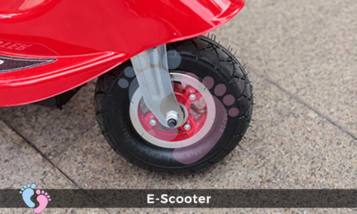 Xe điện E-Scooter mini gấp gọn 18