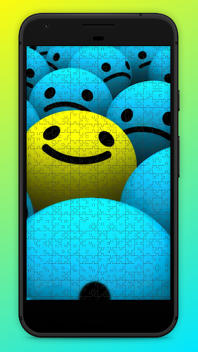 Emoji Jigsaw Puzzles - Impossible Jigsaws android2mod screenshots 2