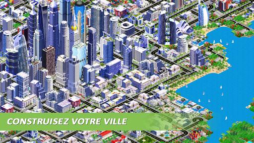 Designer City: Jeu de gestion  captures d'écran 1