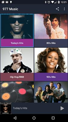 977 Music - screenshot