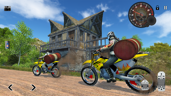 Game Off Road Moto Hill Bike Rush APK for Windows Phone