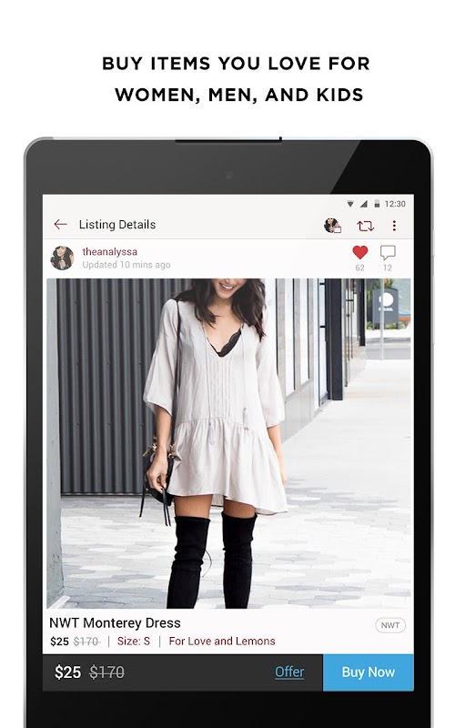 Poshmark - Buy & Sell Fashion screenshots