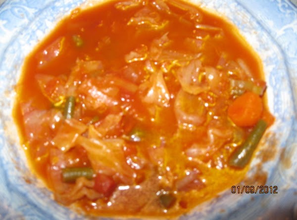 Lotsa Cabbage Soup Recipe