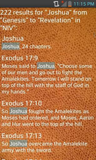 holy bible niv version free download pdf